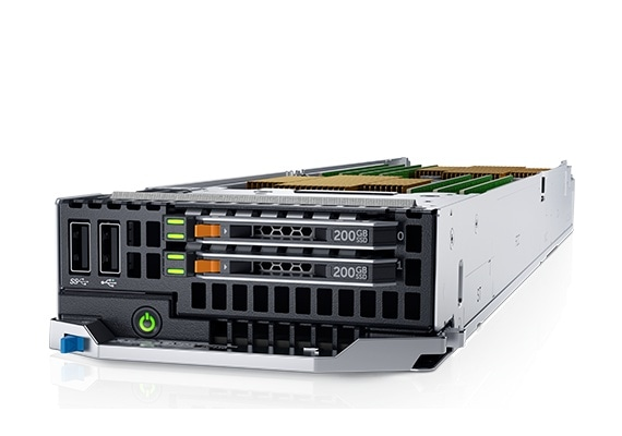 PowerEdge FC430 server sled
