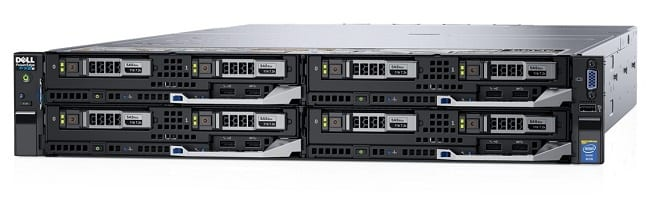 Chasis PowerEdge FX