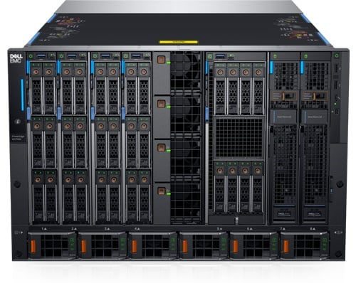 PowerEdge MX740c and PowerEdge MX840c