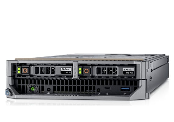 Flexible and efficient modular server