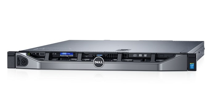 PowerEdge R330 Rack Server