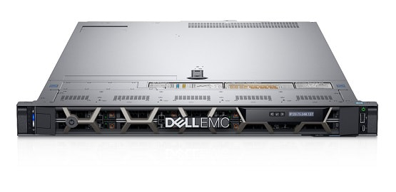 PowerEdge R440 Rack Server-Performance in a density-optimized 1U, 2-socket rack server