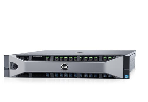 Сервер PowerEdge R730