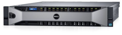 שרת PowerEdge של Dell - דגם R830