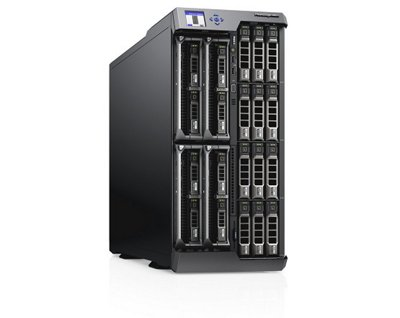 PowerEdge VRTX Chassis - Adapt and scale with an expandable, modular solution