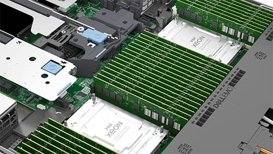 Optimal performance, high scalability, and data center density for demanding workloads