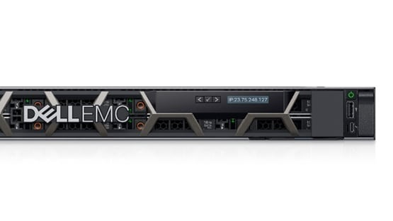PowerEdge-R640 - Impulsione a transformação com a gama Dell EMC PowerEdge