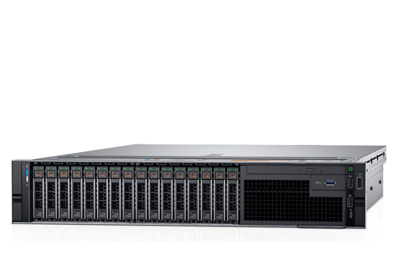 Server rack PowerEdge R740