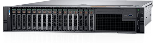 Servidor en rack PowerEdge R740