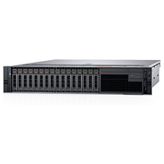 Стоечный сервер PowerEdge R740