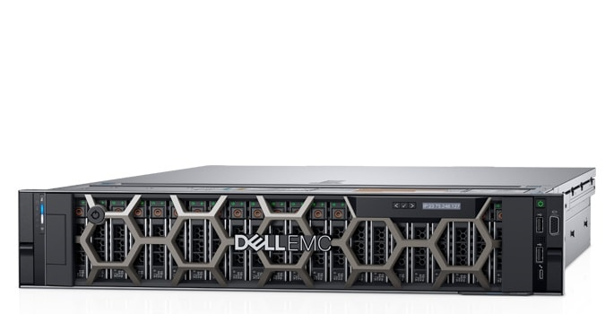 Стоечный сервер PowerEdge R740xd