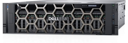 الطراز PowerEdge R940 من Dell EMC