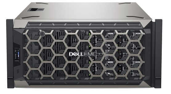 PowerEdge T640 Tower Server - Accelerate modern workloads with a scalable platform