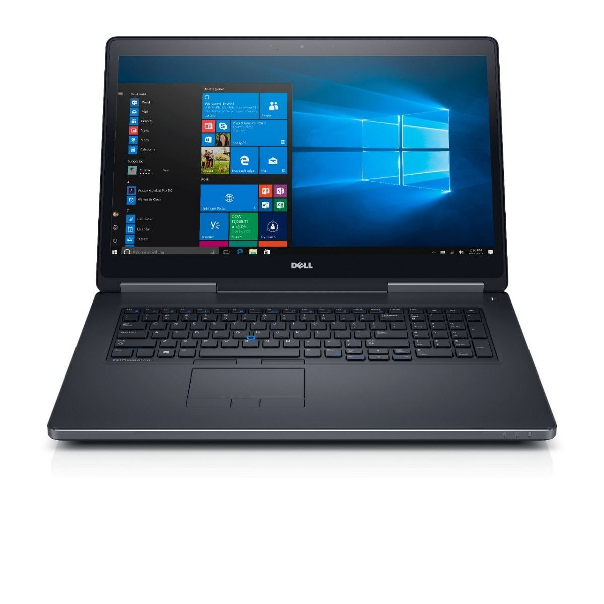 Support for Precision 7720   Overview   Dell US