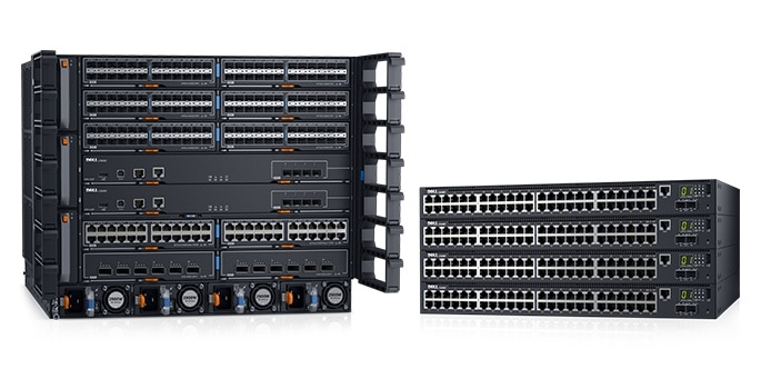 Switches Dell Networking serie C9000