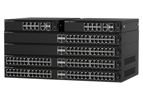 Dell EMC Networking N1100-serien