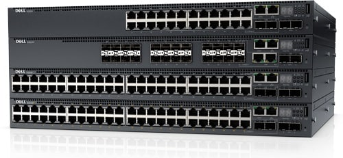 Dell Networking серии N3000