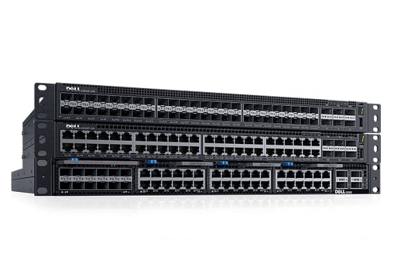 Dell EMC Networking S 시리즈 10GbE 스위치