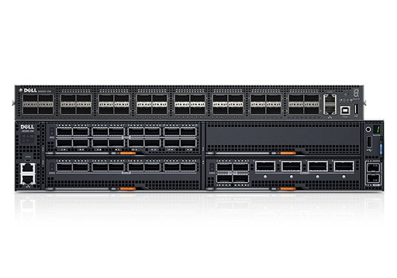 Dell EMC Networking S-serien 25