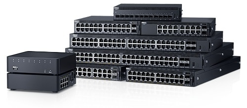 Switches inteligentes gestionados de Dell Networking serie X