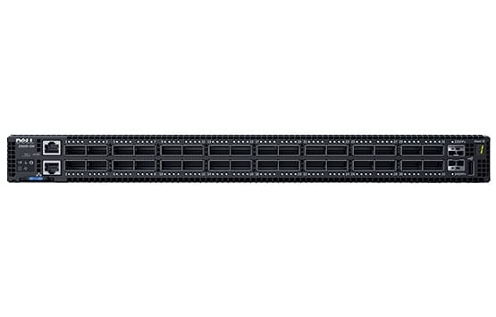 Switch de estructura Z9100-ON de múltiple velocidad de Dell EMC Networking