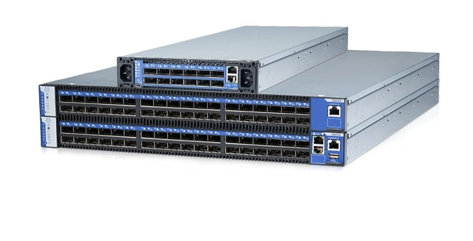 Mellanox InfiniBand FDR switch-ek