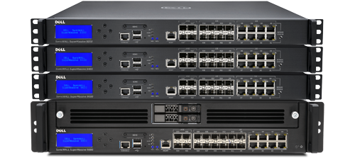 Sonicwall Supermassive Series