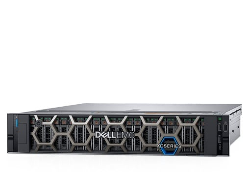 Dell EMC XC Family Hyperconverged Appliances