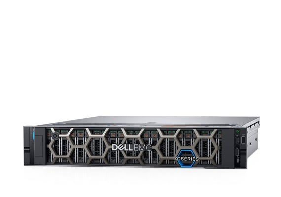 Dell EMC XC Serie hyperkonvergenter Appliances
