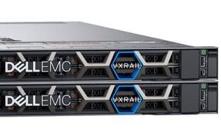 Dell EMC VxRail Appliances - Entry level nodes