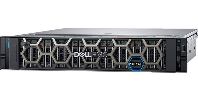 Dell EMC VxRail Appliance -laitteet