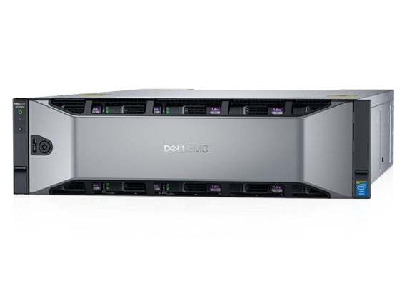 Dell EMC SC5020 storagearray