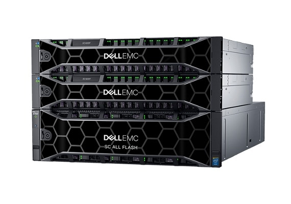 Dell Sc All Flash Storage Array Disk Arrays Dell Usa