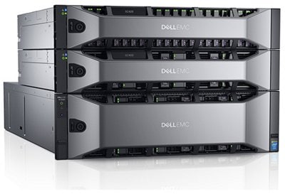 Dell EMC SCv3000 Series Models