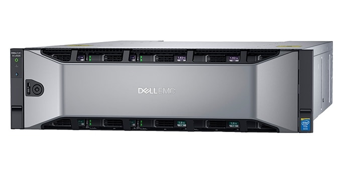 Dell EMC Storage-Arrays der SCv3000-Serie