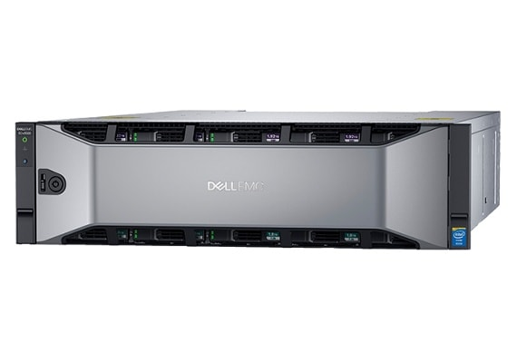 Array di storage Dell EMC serie SCv3000