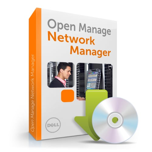 Dell Open Manage Network Manager Software