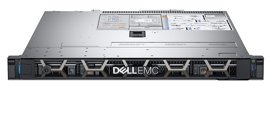 PowerEdge R340 Rack Server - Boost your business productivity