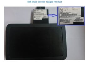 Locate the Service Tag for your Dell Thin Client | Dell US