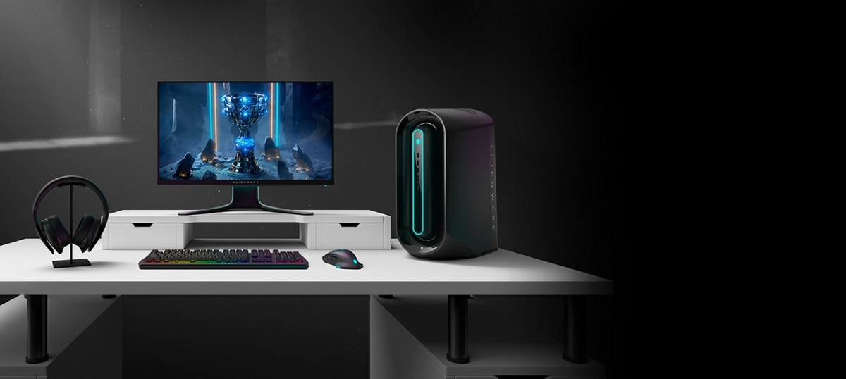 Alienware - EVERYTHING COUNTS