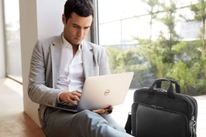 The ultimate briefcase for mobile professionals
