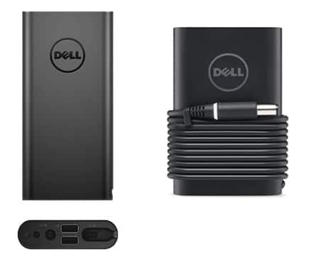 Dell Power Companion (18000mAh) PW7015L and Slim Power Adapter - 65 Watt