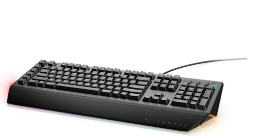 Support for Alienware Advanced Gaming Keyboard – AW568