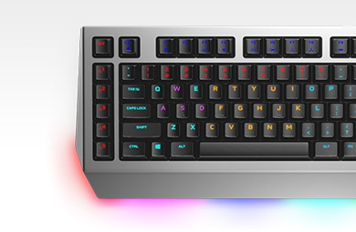 Alienware pro gaming keyboard AW768 - Increased control and accuracy