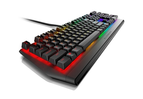 New Alienware RGB Mechanical Gaming Keyboard | AW410K