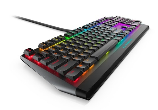 New Alienware Low Profile RGB Mechanical Gaming Keyboard | AW510K