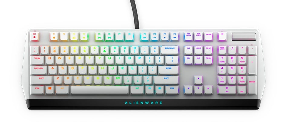 Alienware AW510K Advanced Gaming Keyboard