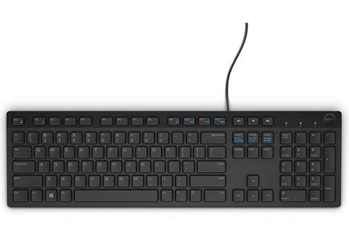 6bca8edae7c Dell Multimedia Keyboard-KB216 - UK (QWERTY) - Black | Dell Malaysia