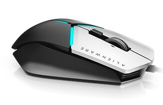 Alienware elite gaming mouse AW958 - Durable and comfortable