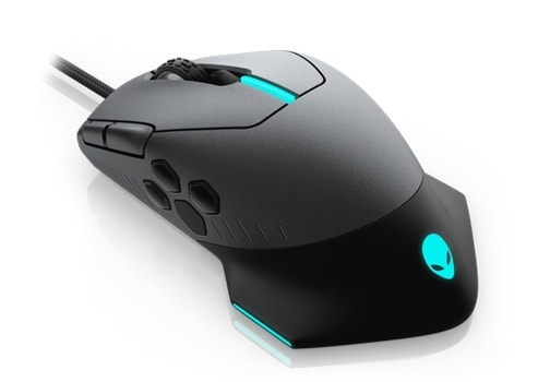 Alienware RGB Gaming Mouse AW510M